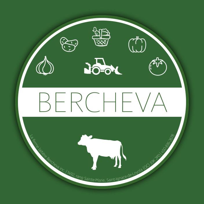 Logo - Ferme laitière Bercheva