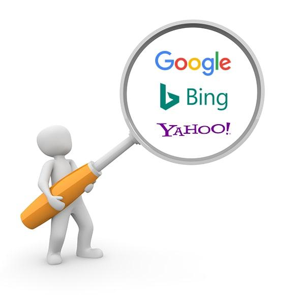 Optimisation pour les moteurs de recherche (SEO) - Google, Bing et Yahoo